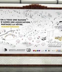 Retrouvez les affiches #JaimeTonAsso