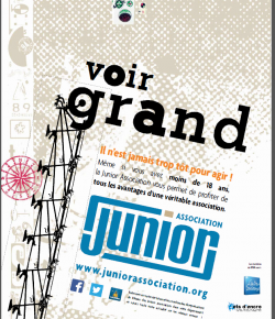Rencontres nationales des Juniors Associations
