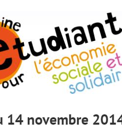 Semaine étudiante pour l'Economie sociale et solidaire
